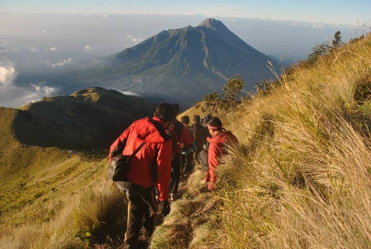 Merbabu Mountain