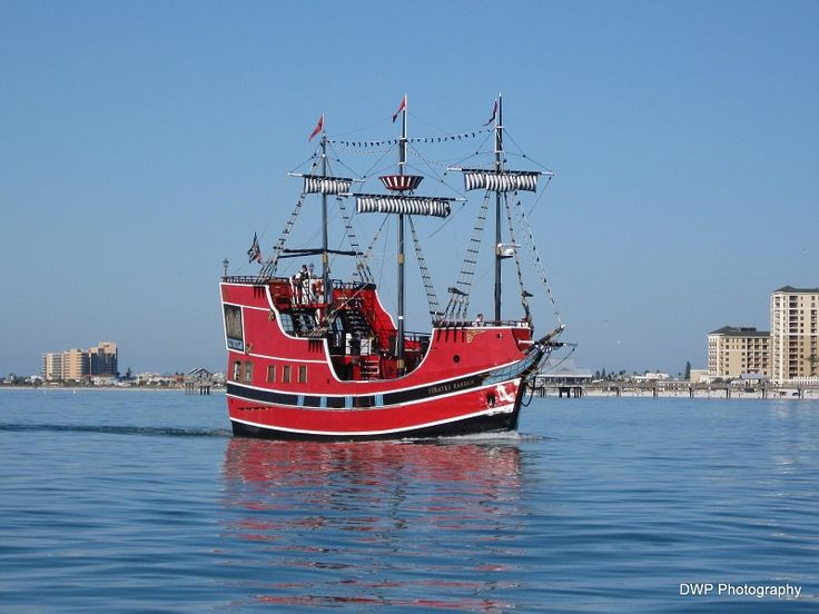 Pirate Ship In Clearwater Florida Buy The Ticket Take