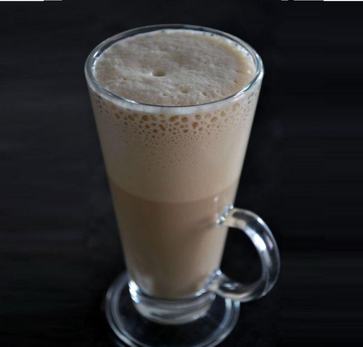 Ľadová káva zo shakera