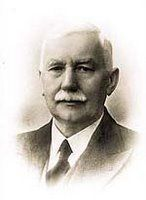 Johan Oscar Smith (October 11, 1871 in Fredrikstad, Norway – May 1, 1943 in Horten) was a Norwegian Christian leader who founded the evangelical non-denominational fellowship now known as Brunstad Christian Church.