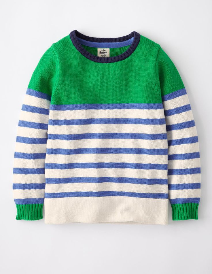 Ahoy there! #Miniboden Mariner Jumper