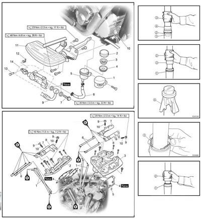 YAMAHA TIMBER WOLF (2WD-4WD) ATV REPAIR MANUAL DOWNLOAD