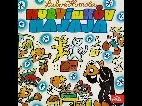 HURVÍNKUV HAJAJA - zábavné dialógy Spejbla, Hurvínka a Máničky_SUPRAPHON_ (1989)...Rip vinyl LP - YouTube