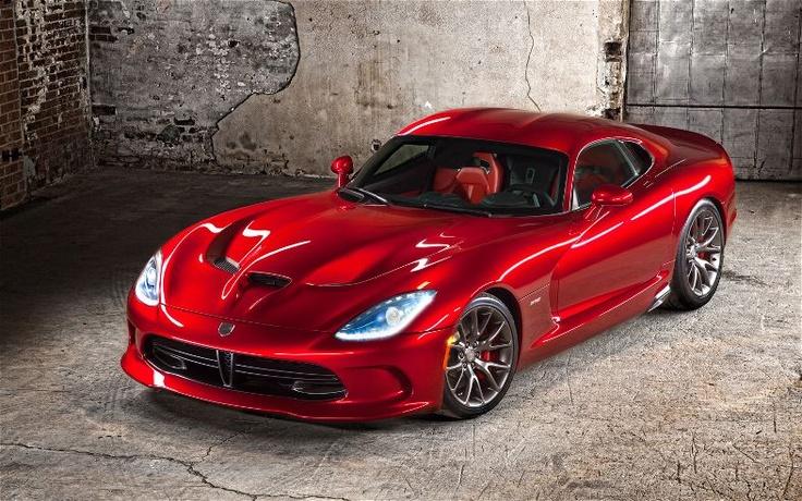 The new SRT Viper is a car that defines Kick Ass cars.: 2013 Srt, 2013 Dodge, Srt Viper, Dodge Viper, Dream Cars, Auto, Photo