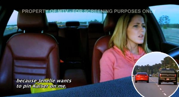'Teen Mom 2' Recap: Nathan Chases Jenelle Down In His Truck