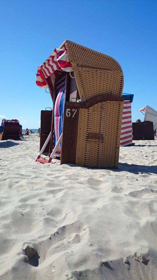 33 best Strandkorb images on Pinterest   Beach basket, Nature and ...