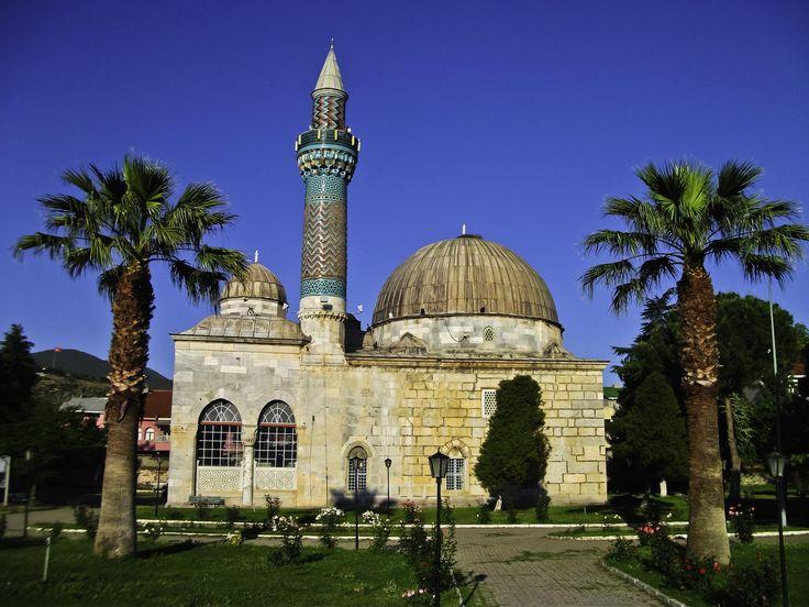Green mosque in Bursa.
