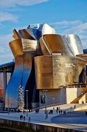 Guggenheim Museum, Bilbao, Euskadi, Spain
