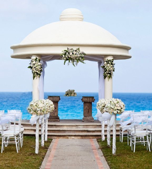 Cheap Beautiful Places To Get Married: LUXURIOUS WEDDING CEREMONIES