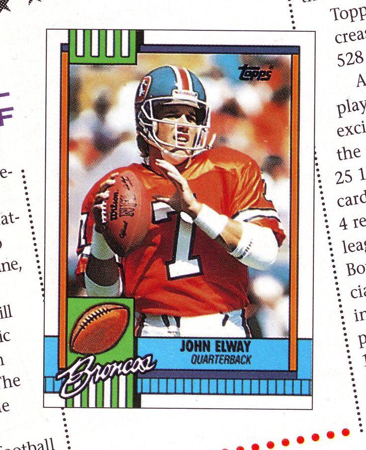 john elway rookie card | metlife stadium seating chart wrestling