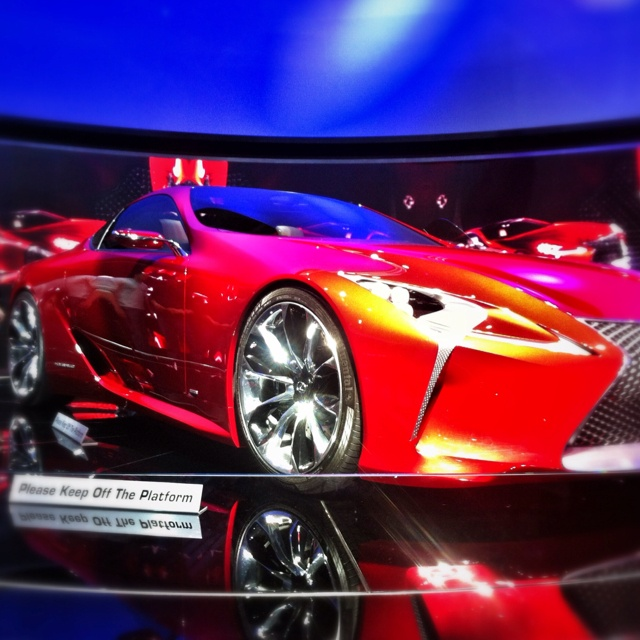 Lexus LF-LC Concept (With Images)