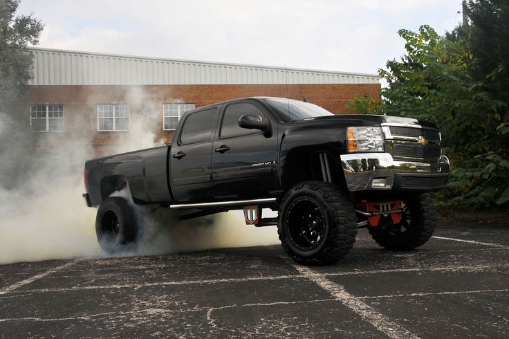 A Second Chance To Build An Awesome 2008 Chevy Silverado 3500HD