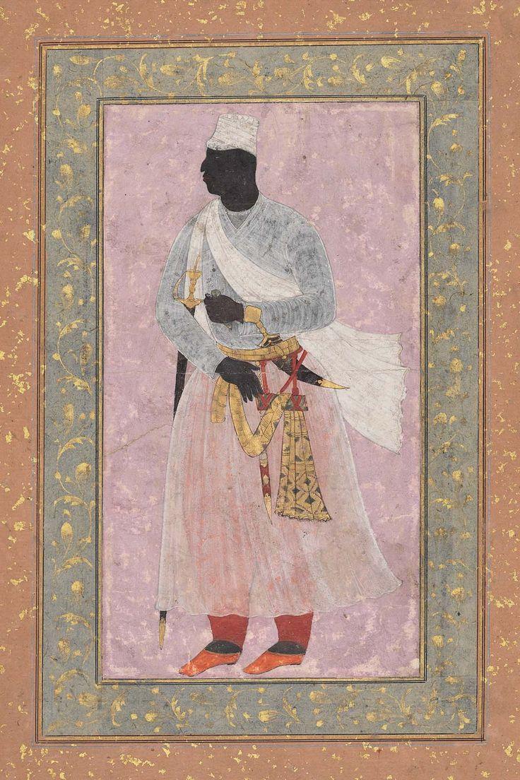 Possibly Fath Khan, son of Malik Ambar