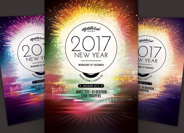 331 best Grphic Designs images on Pinterest Brochure template - new year brochure template