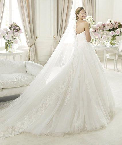 Robe de mariée Pronovias modèle Planeta doccasion