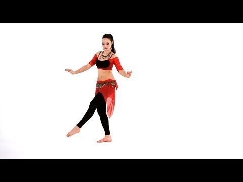 ▶ How to Do Hip Drops & Hip Circles | Belly Dance - YouTube