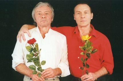 Karel & Jan Saudek - Czech artists