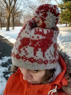 Ravelry  Kevin McCallister s Moose Hat pattern by Vrock Knits  670b742176f