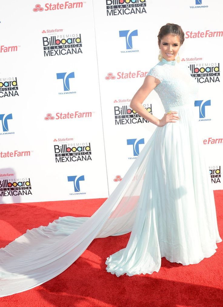 Marlene Favela in Amit GT —  2012 Billboard Mexican Music Awards Presented by State Farm at The Shrine Auditorium