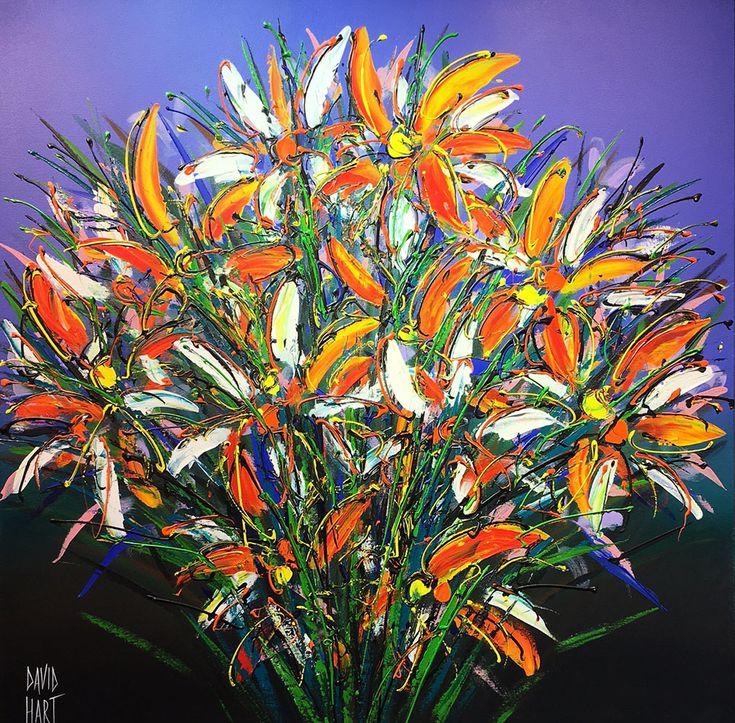 Tangled Flowers