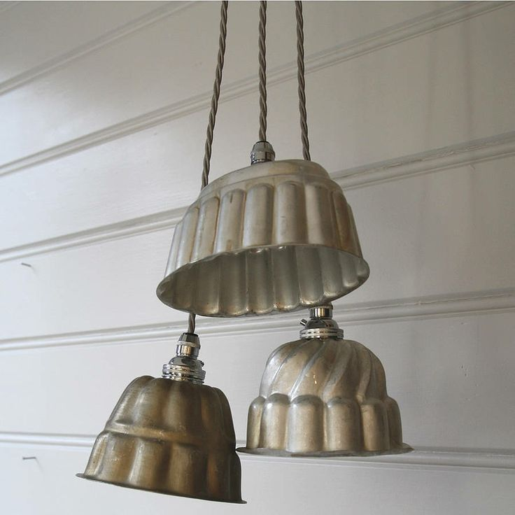Cake-shaped lamp (Image: remodelista.com)