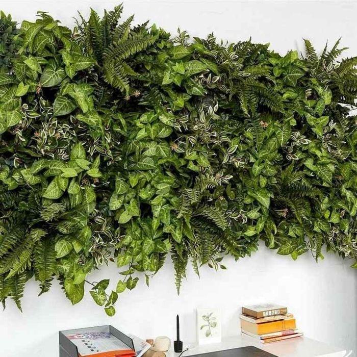 Les 648 meilleures images du tableau jardinage sur pinterest - Plante pour mur vegetal interieur ...