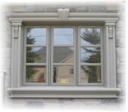 Stucco Molding – Enhance The Look Of Your Home