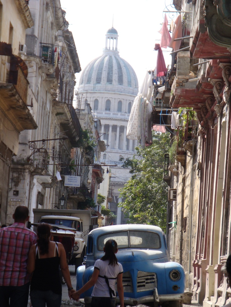 Havana, Cuba - I loved the weather, if not always the politics!