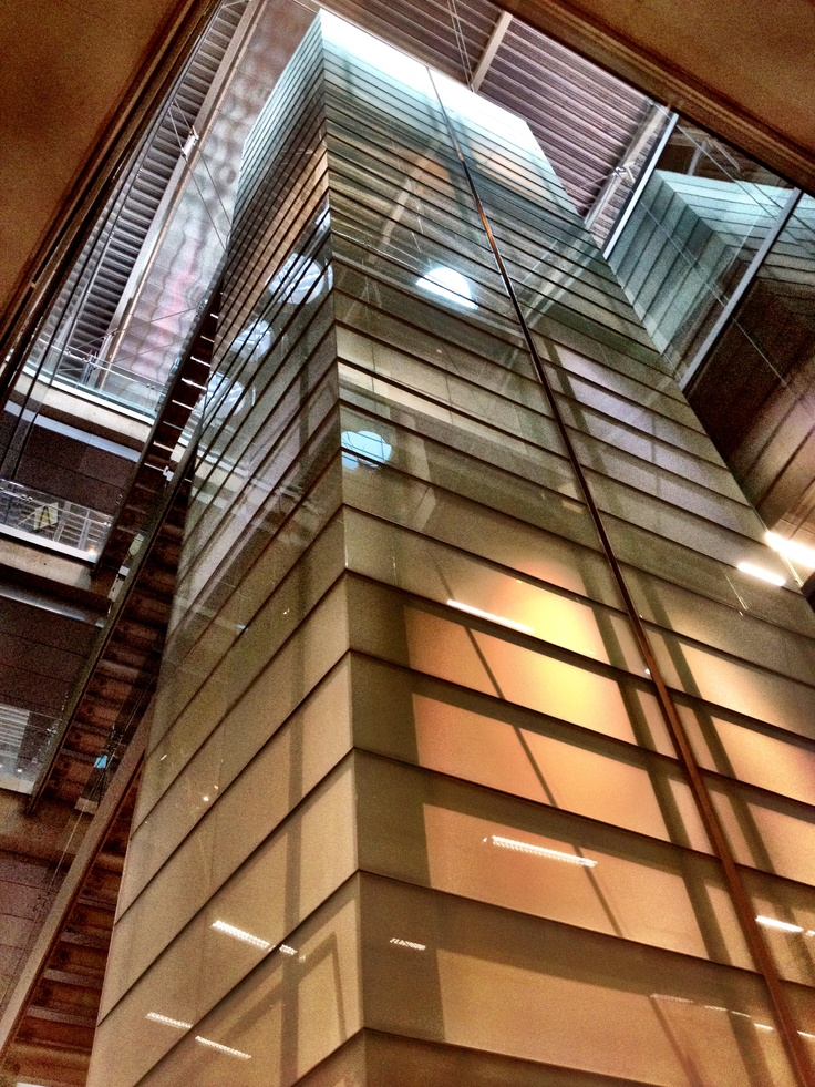 1000 images about architecture vertical transportation for Stair tower