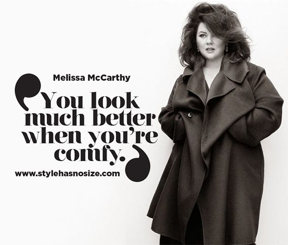 Love this. However, I do not think that you have to sacrifice style to be comfy.