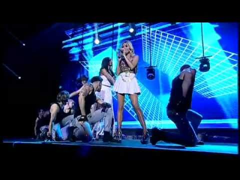 The Saturdays - All Fired Up (Live At The 2011 Jingle Bell Ball)
