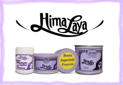 Blog Bela Domus : Testei: Henna em Pó Himalaya e Creme Pós Henna
