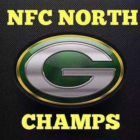 NFC North Champs 2014