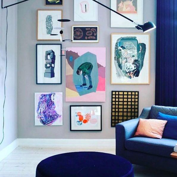 Die No. 4 bitte nach vorne treten. @retrovilla  #danishdesign #furniture #scandinaviandesign #interiordesign #furnituredesign #nordicinspiration #retrostyle #blue #Sofa