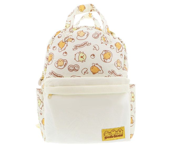 A Backpack From A Brand New Gudetama Collection This Friends