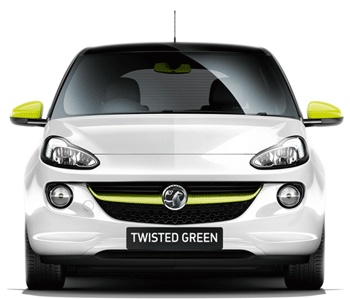 Vauxhall Adam - A million different cars in one