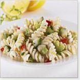 Salade de pâtes aux légumes à la vinaigrette ranch