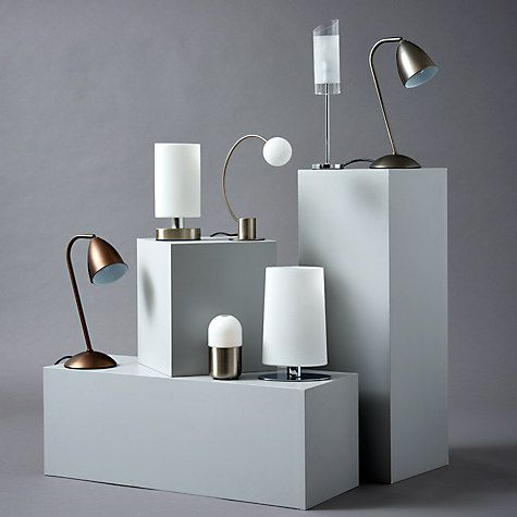 Buy John Lewis Helium Touch Lamp Online at johnlewis.com