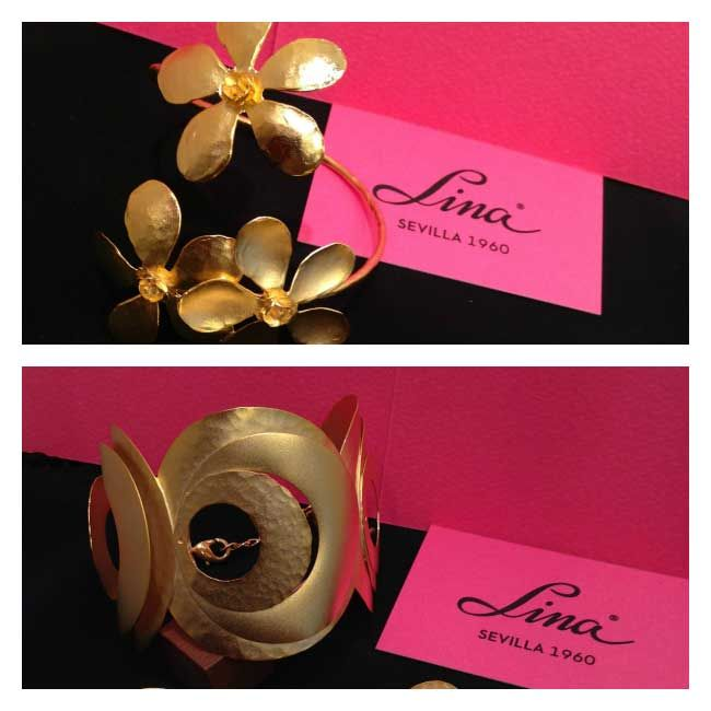 #brazalete #pulsera #dorado