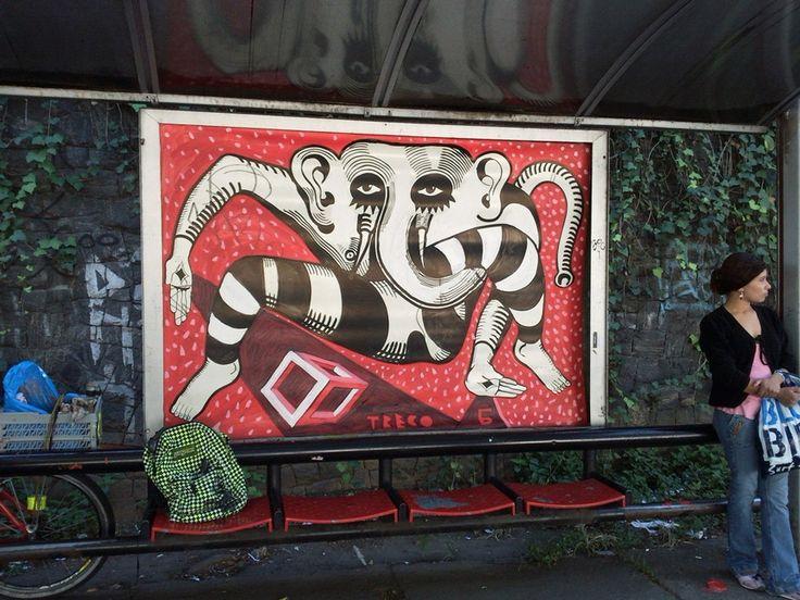 Treco, Sao Paulo - unurth | street art