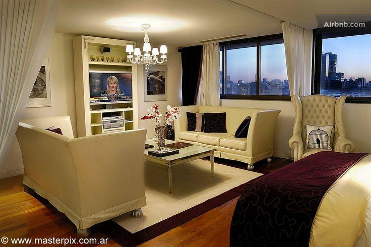 Faena Hotel Suite  in Buenos Aireshttps://www.airbnb.com/rooms/104343