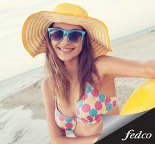 ¡Vive tus vacaciones con el cuidado que merece tu piel!  www.fedco.com.co