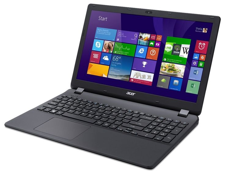 Acer Aspire ES1-512 15.6-inch Notebook (Black) - (Intel Celeron N2840 2.16GHz, 4GB RAM, 500GB HDD, LAN, WLAN, Integrated Graphics, Windows 8.1 this acer laptop is the #1 seller on amazon . This light and portable laptop is the ideal companion for those on the move as it provides great mobility and productivity on the go making it great for work and play. If speed is what you are after, this ES1-512 has 32 GB of eMMc which creates a faster user experience. you buy it only for £214.97