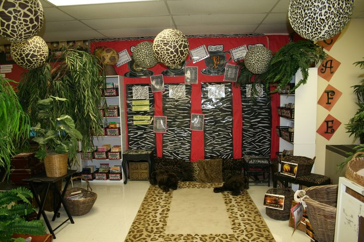 Zebra Classroom Ideas ~ Best images about jungle themed classroom on