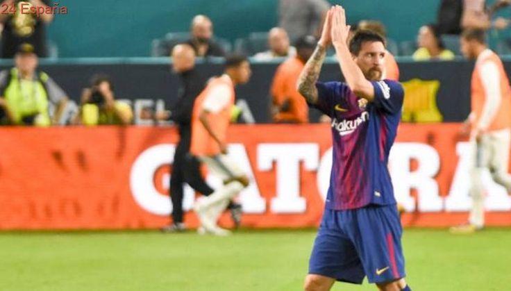 Messi, el mejor de las 86 ligas jugadas en España desde 1929