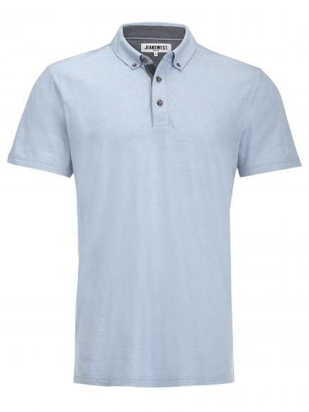Charlie Short Sleeve Stripe Polo from JeansWest. #jeanswest #fathersday