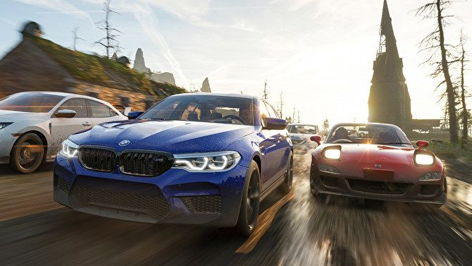 Forza Horizon 4 Now Tootling Around Fortune Island With Images