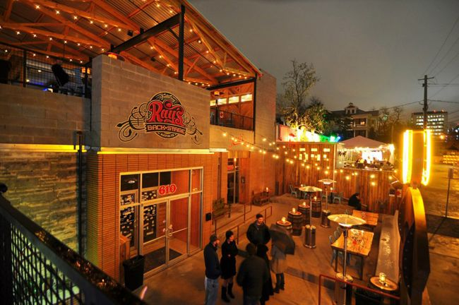 The Rattle Inn: Best Patio In Austin? | Favorite Places U0026 Spaces | Pinterest