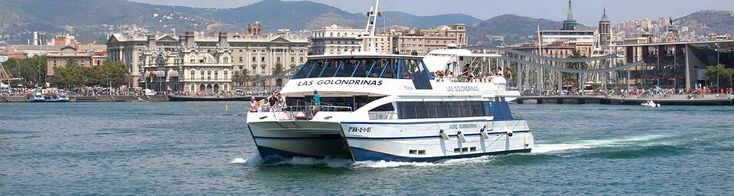 Las Golondrinas Boat Cruise - Free with the Barcelona Pass®