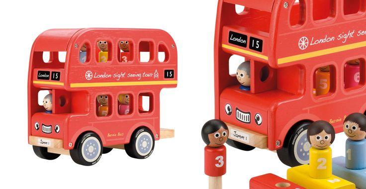 Bernie's Number Bus